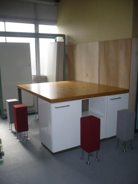 オフィス家具 キッチンスペース