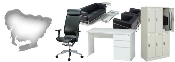 愛知 でオフィス家具 の処分にお困りの皆様、オフィス家具 一点から事務所一式まるごと買取致します