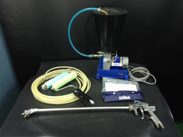 精和産業 SEIWA 電動小型ダイヤフラムポンプ アルバイト君AR-1