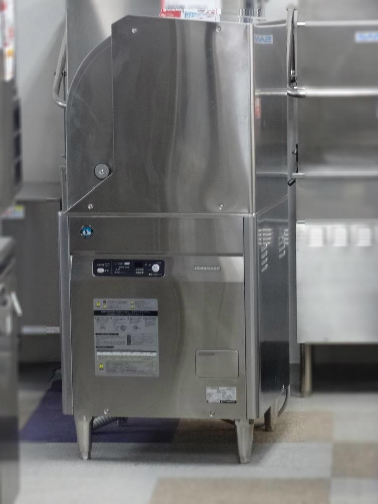 ホシザキ 食器洗浄機・左ドアタイプ JWE-450RUA3-L