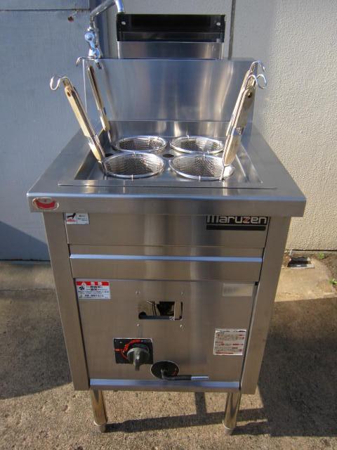 マルゼン 業務用ゆで麺機 MRK-046B
