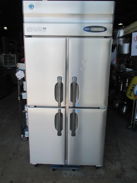 ホシザキ電機 業務用タテ型冷凍冷蔵庫HRF-90ZFT-TH