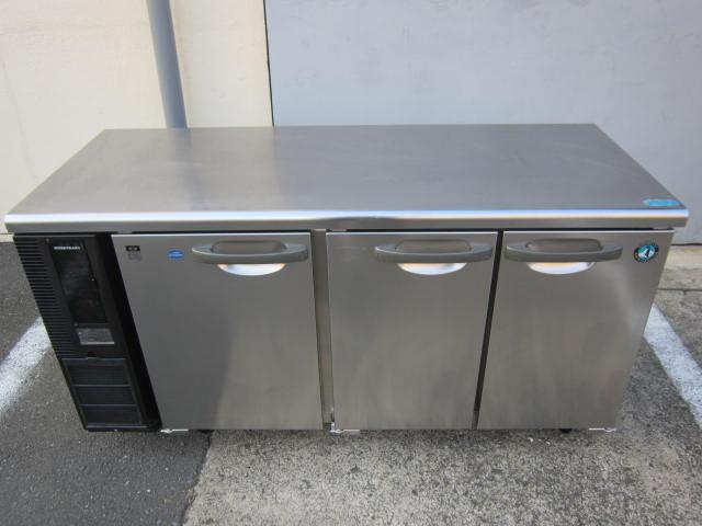ホシザキ電機 冷凍冷蔵コールドテーブル RFT-150PNE1