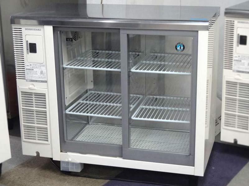 ホシザキ 冷蔵コールドショーケース RTS-90STB2