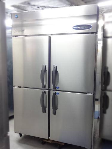 ホシザキ 業務用縦型4ドア冷凍冷蔵庫 HRF-120ZFT
